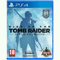 Ps4 Rise Of The Tomb Raider  Izmir