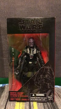 Walgreens Exclusive Black Series Darth Vader (Emperor's Wrath) Burlington, L7M 2P1