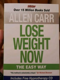 Book: Lose Weight Now 521 km