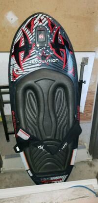 black and red leather golf bag Pasco, 99301