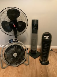 Fans and heaters Lusby, 20657