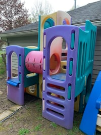 Large little tikes climber. Slides included Webster, 14580