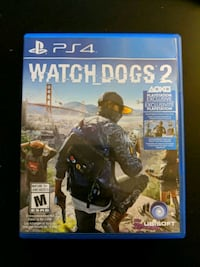 Watchdogs 2 for ps4 Calgary, T2K 1H7