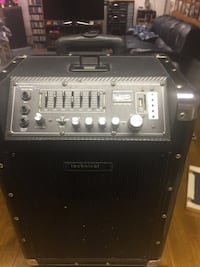 Technical pro iPod / guitar amplifier / PA system  Haverford, 19041