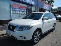 2013 NISSAN PATHFINDER PLATINUM *FR $499 DOWN GUARANTEED FINANCE Des Moines