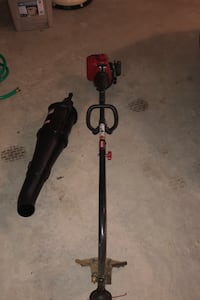 Craftsman edger and blower