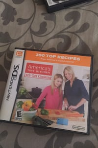 Nintendo DS: America's Test Kitchen Anaheim
