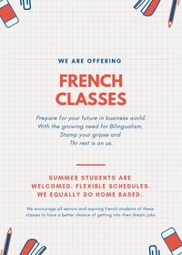 French lessons Mississauga