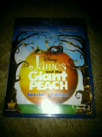 James and the giant peach  London, N5W 2Y8