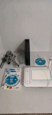 Black Nintendo Wii Bundle Draw Las Vegas, 89115