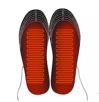 Heated insole with charger