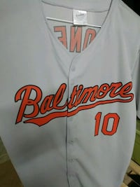 Adam Jones Baltimore Orioles Shirt
