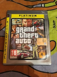 Giochi per ps3 (GTA 4, Crysis2, Midnight Club, FIFA 12, FIFA 13)
