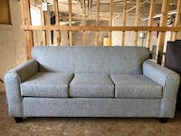 GREY BRAND NEW CANADIAN MADE SOFA-CHEAP Toronto