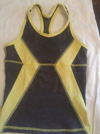 Athletic wear Tank size 8 girls  Winnipeg, R2L 0X1
