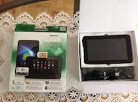 """Brand new in the box Titan tablet 7"""" with all accessories ,charger ,earphone,instructions book Hamilton, L8V 4K6"""