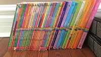 37 books Rainbow Magic Fairy Books