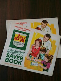 S&H Green Stamp trading stamp books & loose stamps Orem, 84057