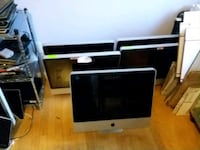 Lot of 5 Early 2008 C2D Apple iMacs  Colchester, 06415