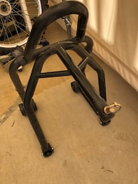 Sport bike stands front and rear Vista, 92084