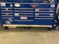 blue and gray Craftsman tool cabinet Odenton, 21113
