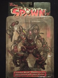 Spawn Action Figure - Bottom Line