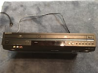 Sony SLV-D380P dual DVD and VCR player Manchester, 06040