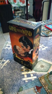 Gone With The Wind VHS case Avon Park, 33825