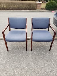 Two beautiful antique chairs, great condition 70 each or 100 for the pair  Vaughan, L4L 7L5