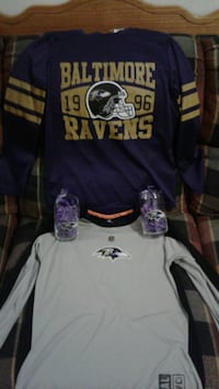 Ravens shirts with 2 drankn glasses Catonsville, 21228