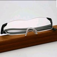 magnifying presbyopic glasses160% magnification great for sewing craft Dundalk, 21222
