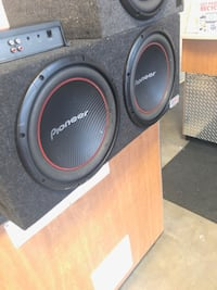 Pioneer subwoofers for sale Newport News, 23602