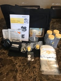Medela pump in style advanced  National City, 91950