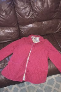 Ladies ll bean size m quilted coat  Braintree, 02184