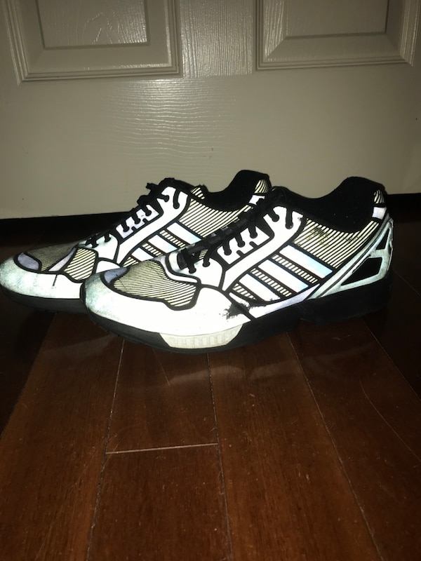 online store 5afa4 a14a3 Adidas Originals ZX Flux Men's US Size 11.5