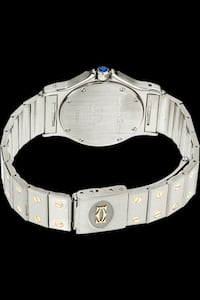 white and gray leather belt Vancouver, V5L 2X9