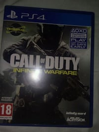 Cal of duty infinite warfare ps4 oyun cdsi Şehit Bayram Gökmen Mahallesi, 81620