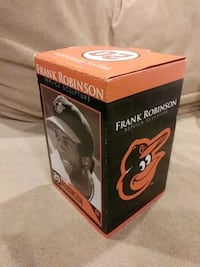 Frank Robinson replica sculpture