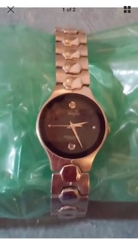 Silver watch Giddings, 78942