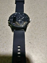 Mens large watch Wolfforth, 79382