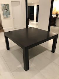 Wenge Modern Square Dining Table West Palm Beach, 33410