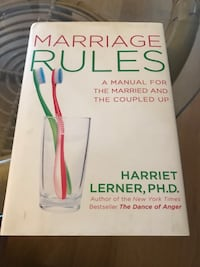 Marriage Rules Hardcover book Toronto, M8W 1T6