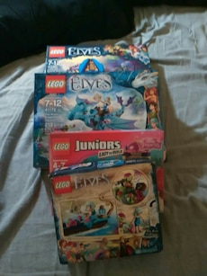 Huge Lego bundle brand new in boxes