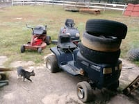 Two Murray's and a snapper mower 497 mi