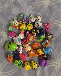 Moshi Monsters collectible characters