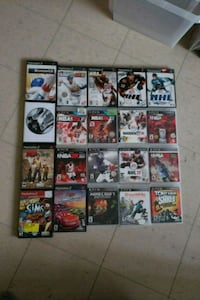 PS 2 and 3 games  Toronto, M6L 2E1