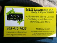 Lawn mowing Oklahoma City