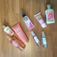 Assorted beauty products 1356 mi
