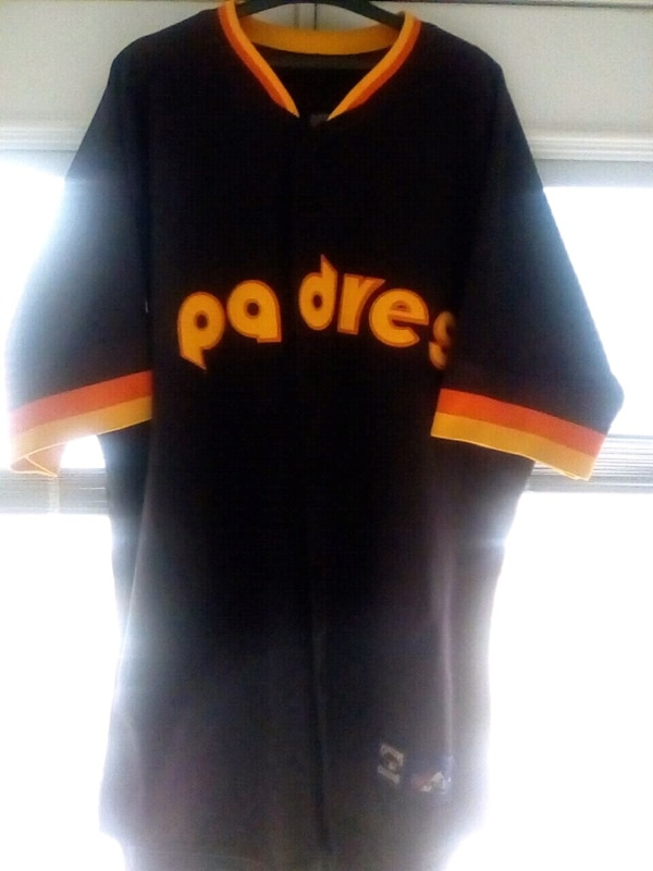 official photos 1d648 56a4f San Diego Padres Throwback jersey
