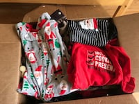 Baby Christmas clothing size 18-24m Smiths Falls, K7A